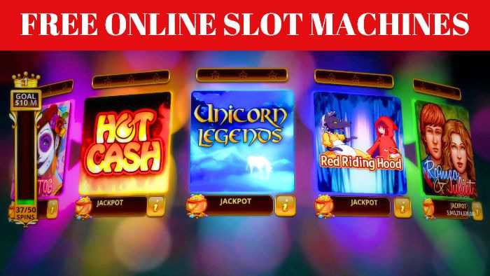play buffalo slots for free