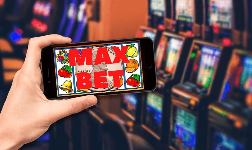 penny slots max bet